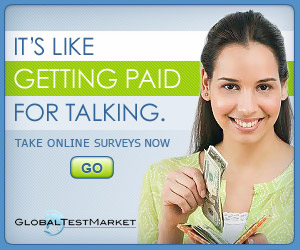 Global Test Market uk - Daily Paid Surveys